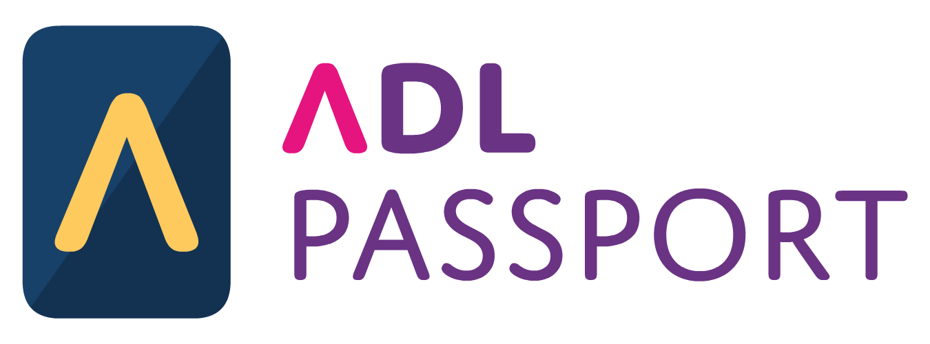 Logo for the ADL Passport